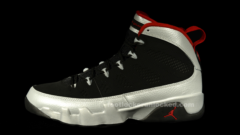 "quality design cb9fb 6b250 Jordan Retro IX ""Johnny Kilroy"" – Foot Locker Blog"