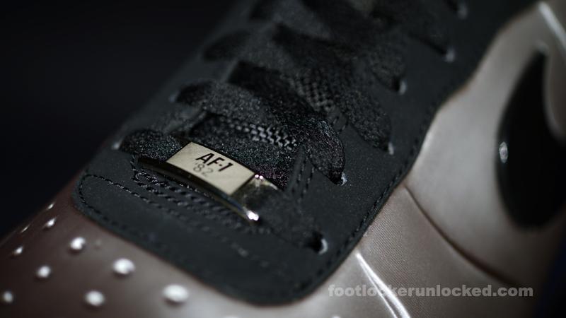 best website 18974 abd1b FL Unlocked Nike Air Force 1 Foamposite Silver_08 – Foot ...