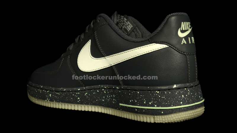 "20c216e3fbf4 Nike Air Force ""Glow in the Dark"" Pack – Foot Locker Blog"