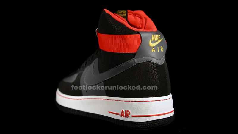 FL Unlocked Nike Air Force 1 High Strap