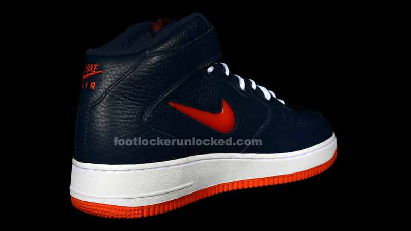pretty nice e93cf e785b Nike Air Force 1 Mid NYC Jewel Pack – Foot Locker Blog