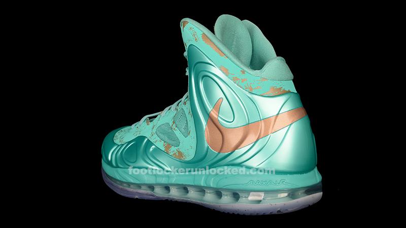 "new style e866c 8e1d3 Nike Air Max Hyperposite ""Statue of Liberty"" – Foot Locker Blog"