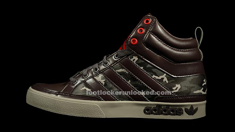 adidas Originals Top Court Hi Camo Pack
