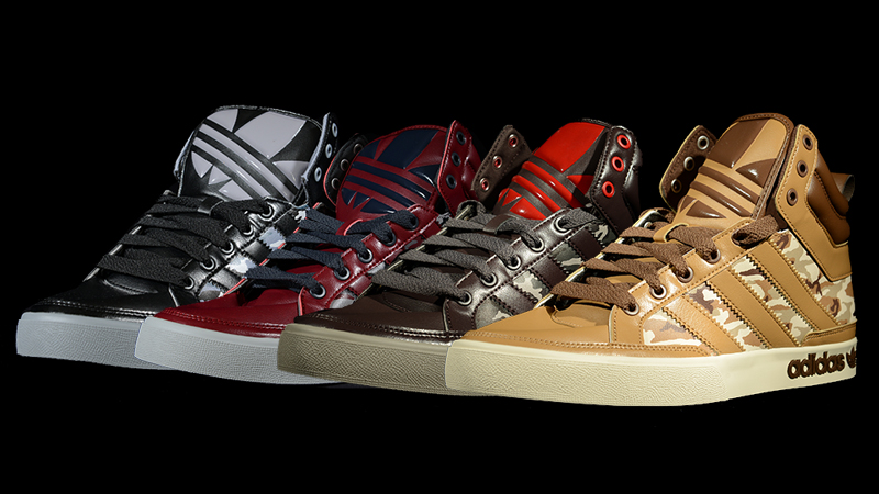 New Adidas Originals – Leather Pack 2011
