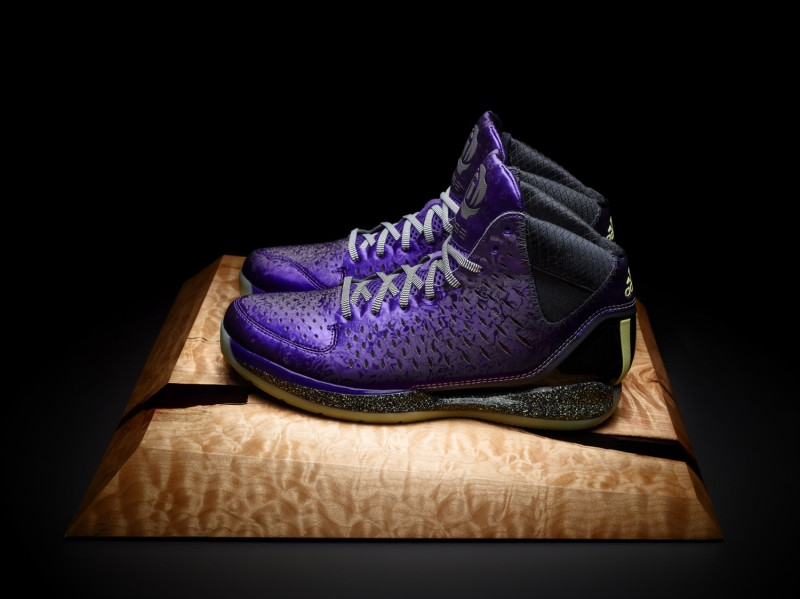 "adidas D Rose 3 ""Nightmare"" – Foot"