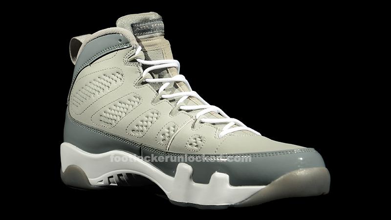 """9f02fd6d2ea8c0 Jordan Retro IX """"Cool Grey"""" – Foot Locker Blog"""
