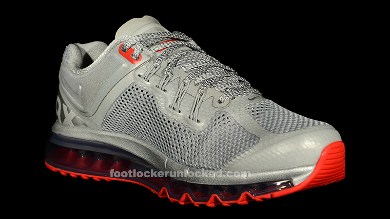 nike air max 2013 limited edition reflective silver