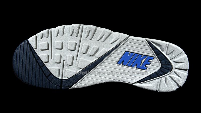 """5c29dbe1dba9 Nike Air Trainer SC High """"Grey Obsidian Royal"""" – Foot Locker Blog"""