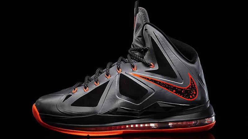 "Nike Lebron X ""Lava"" – Foot Locker Blog"