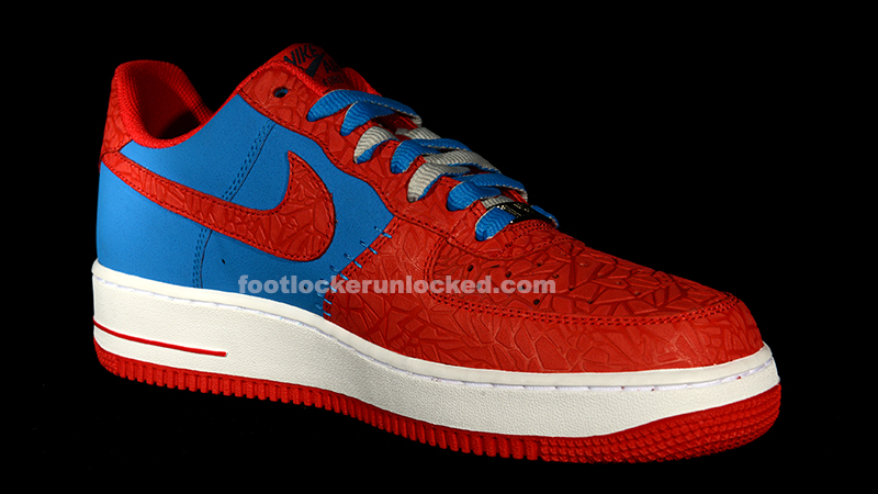 "huge discount 48380 3ad4a Nike Air Force 1 Low ""Godzilla Pack"" – Foot Locker Blog"