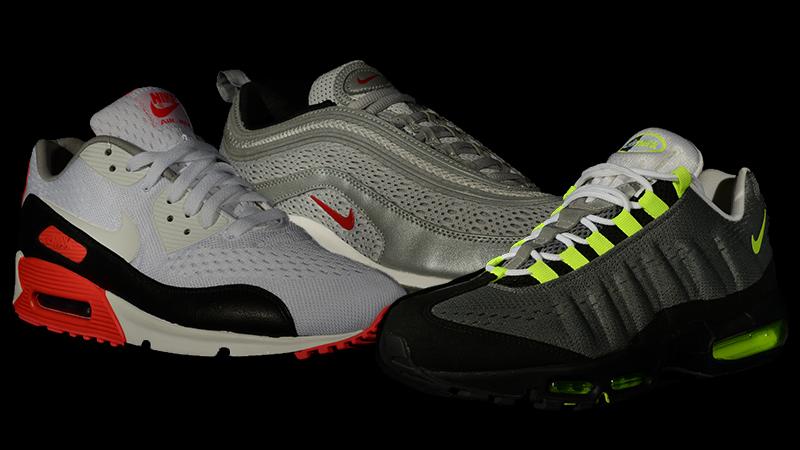 big sale 3e0b3 dcb01 Nike Air Max Engineered Mesh Pack – Foot Locker Blog