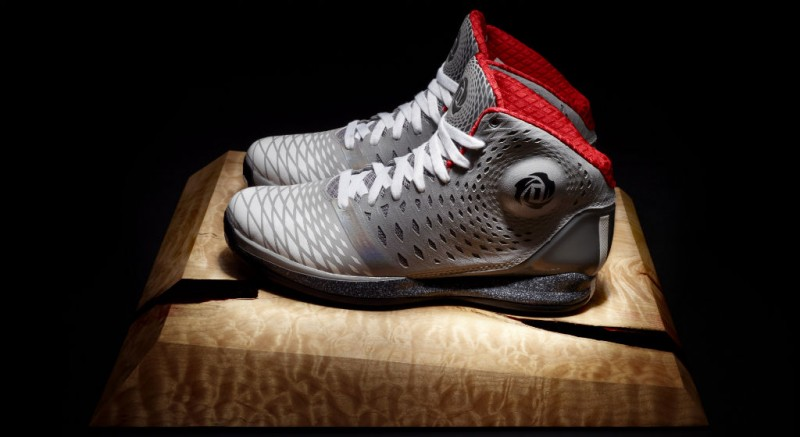 "7a420c1214a5 Introducing the adidas D Rose 3.5 ""Home"" and ""Away"" – Foot Locker Blog"