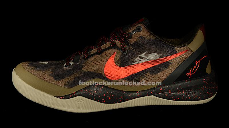 quality design 28c0e 7d6b0 Nike Kobe VIII Python – Foot Locker Blog