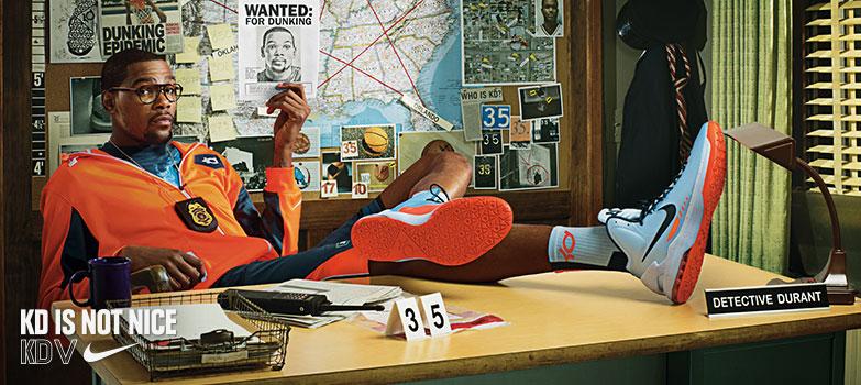 Foot Locker X Nike Who Is KD Commercial Blog