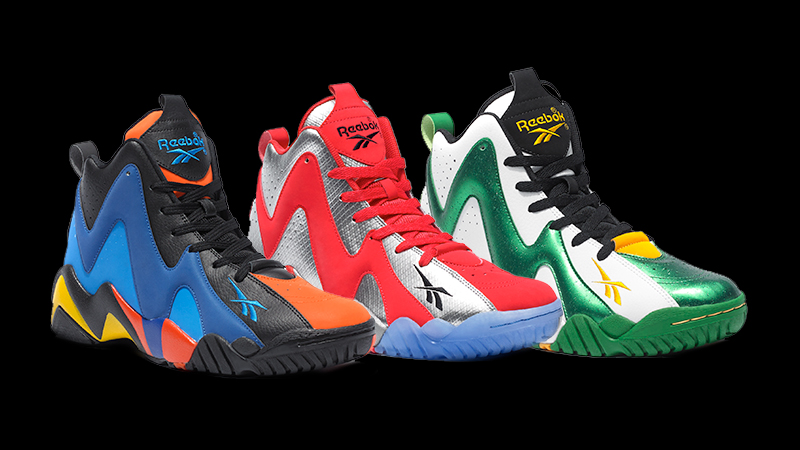 Reebok Kamikaze II Mid – New Colors – Foot Locker Blog a7ee0386d