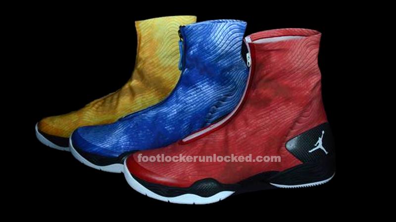 "53282d22c6fb37 Jordan XX8 ""Colors Pack"""