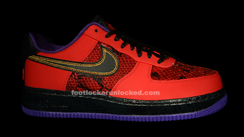 "House of Hoops Exclusive  Nike Air Force 1 Low ""Year of the Snake ... 046184f561"