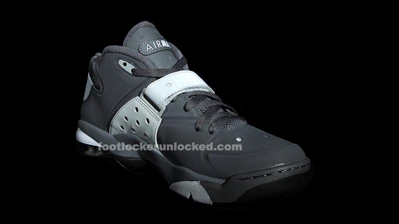 "602a345c4cb2d Nike Air Force Max 2013 ""Dark Grey"" – Foot Locker Blog"