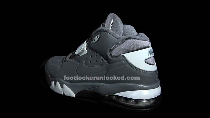 "info for 74dbf 0c126 Nike Air Force Max 2013 ""Dark Grey"" – Foot Locker Blog"