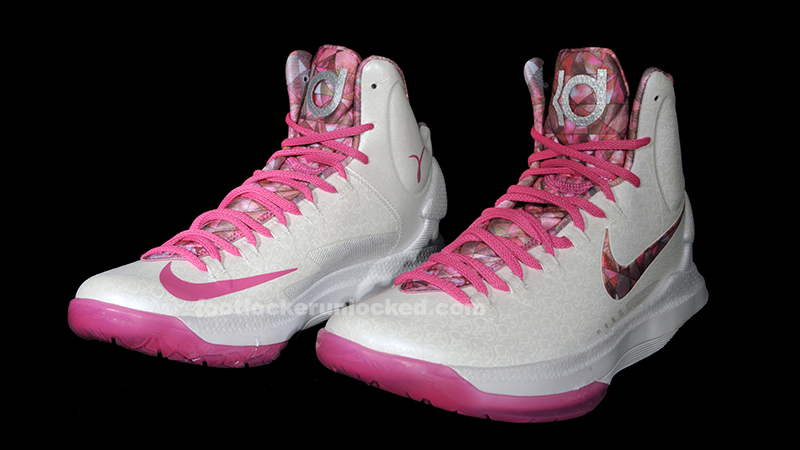 "the latest 04690 6a3a5 Nike KD V ""Aunt Pearl"""