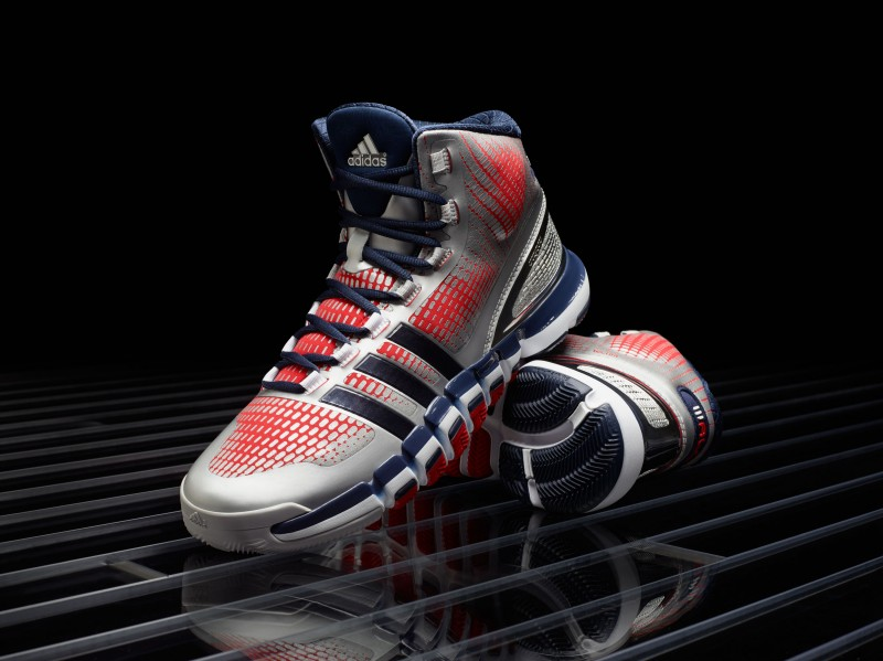the best attitude 48438 785dd Introducing the adidas Crazyquick