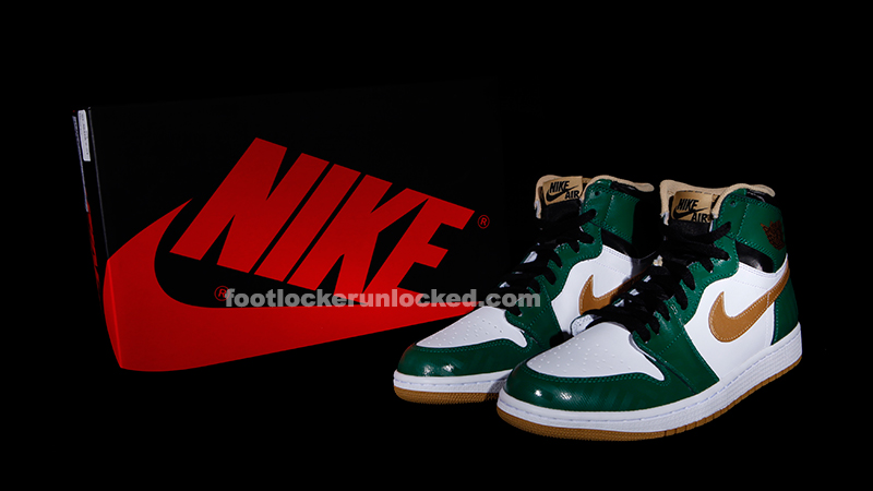 "official photos 2dc30 c31cf Air Jordan 1 Retro Hi OG ""Clover"". April 3rd - Posted By King Cobra. The ..."