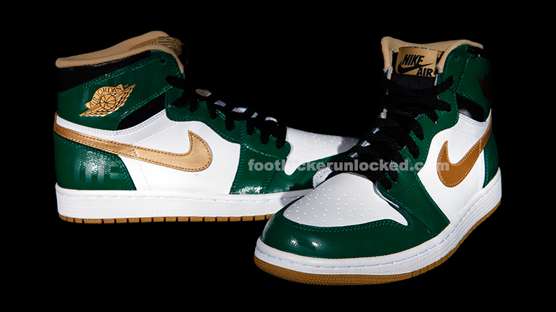 "Air Jordan 1 Retro Hi OG ""Clover"" – Foot Locker Blog 39bab6b63d"