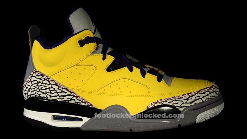 "newest 05be7 4591a Jordan Son of Mars Low ""Tour Yellow"" – Foot Locker Blog"