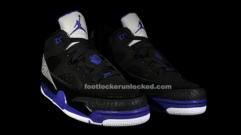 "detailed look 9c87c f3df3 Jordan Son of Mars Low ""Grape Ice"" – Foot Locker Blog"