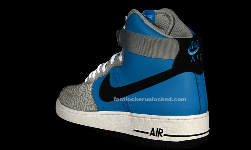 separation shoes ab02c b07e6 Nike Air Force 1 High –  100. Nike ...