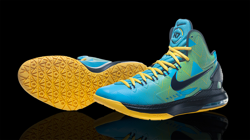premium selection 509f3 07e11 Nike KD V N7 Collection