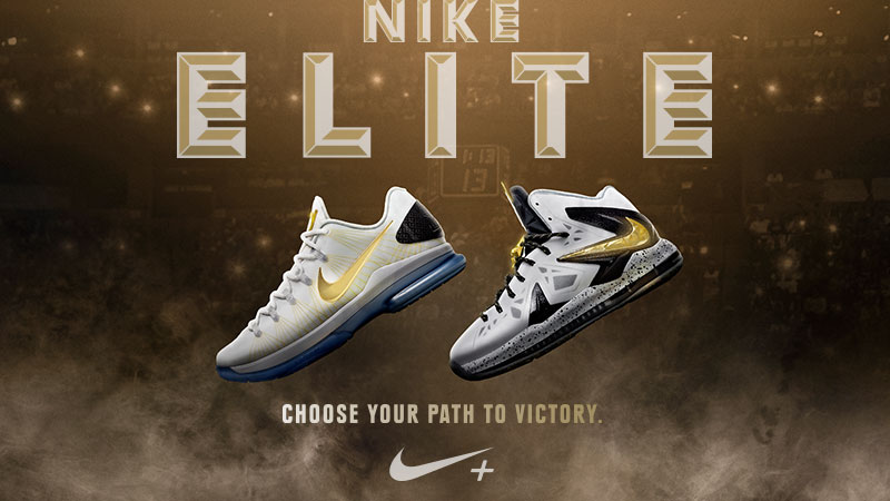 5d97c08eac2e Nike ELITE Series 2.0+ LeBron X and KD V – Foot Locker Blog