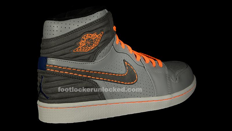 "great look superior quality exclusive deals Air Jordan 1 Retro 93 ""Wolf Grey/Bright Citrus"" – Foot ..."