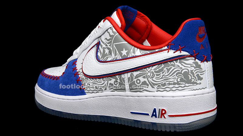 "Nike Air Force 1 Low CMFT PRM ""Puerto Rico"" – Foot Locker Blog"