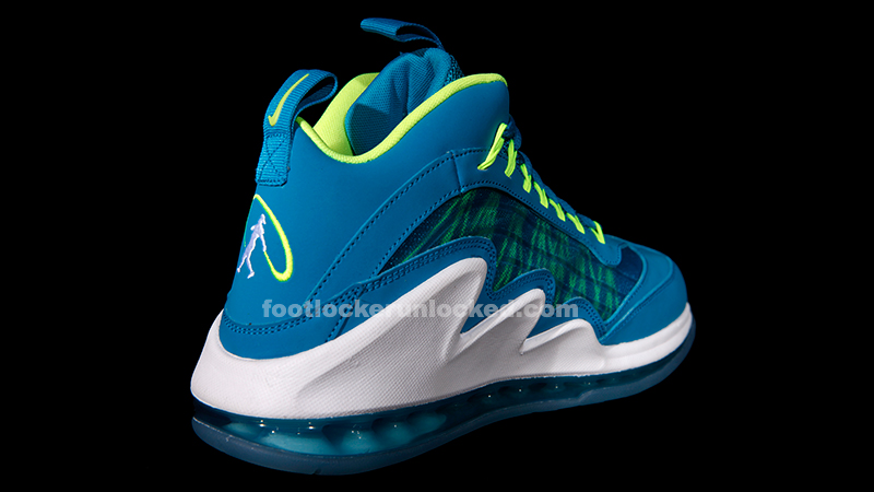 "online store 3b739 93041 Nike Air Max 360 Diamond Griffey ""Neon Turquoise"" – Foot Locker Blog"