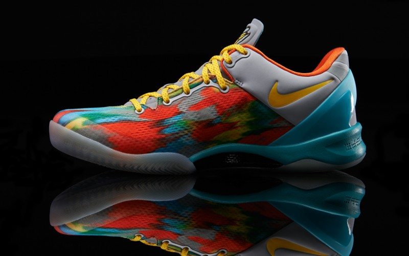 "33c8179de619 Nike Kobe 8 ""Venice Beach"" – Foot Locker Blog"