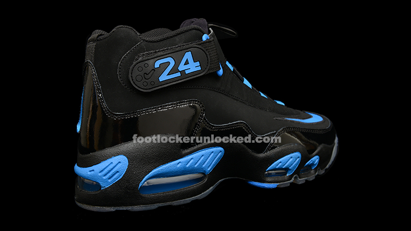 new product 1a623 73fc1 Official Images Of The Nike Air Griffey Max 1 Varsity Royal