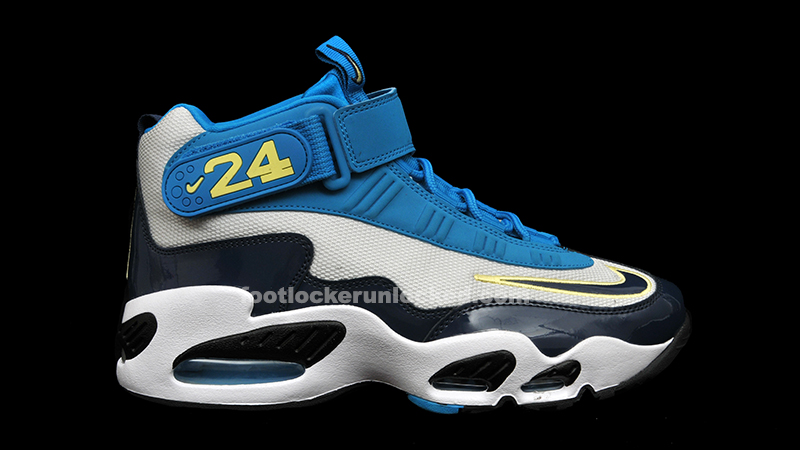 "buy popular 7e819 2d43e Nike Air Max Griffey 1 ""Turquoise Navy"""