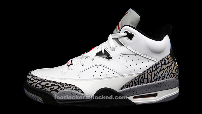 "13e4c6095b6 Air Jordan Son of Mars Low ""White/Cement"" – Foot Locker Blog"