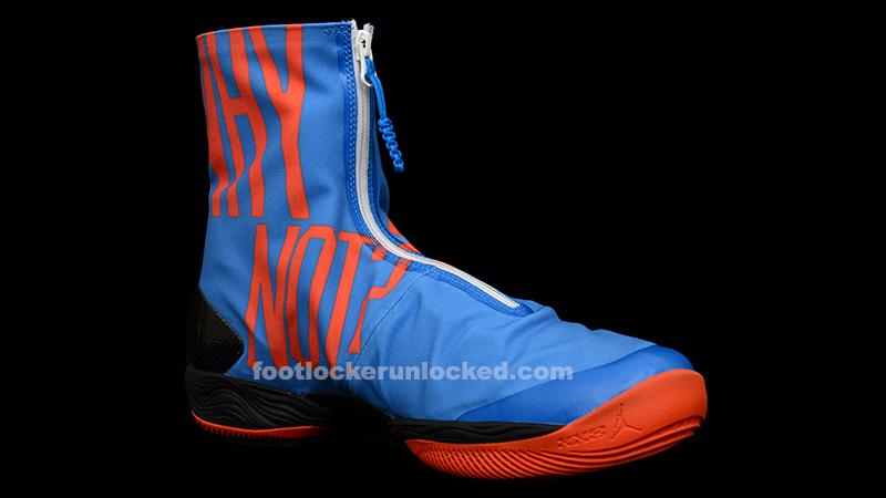 """sale retailer f1b1d 192e6 Air Jordan XX8 """"Westbrook OKC Pack"""" – Foot Locker Blog"""