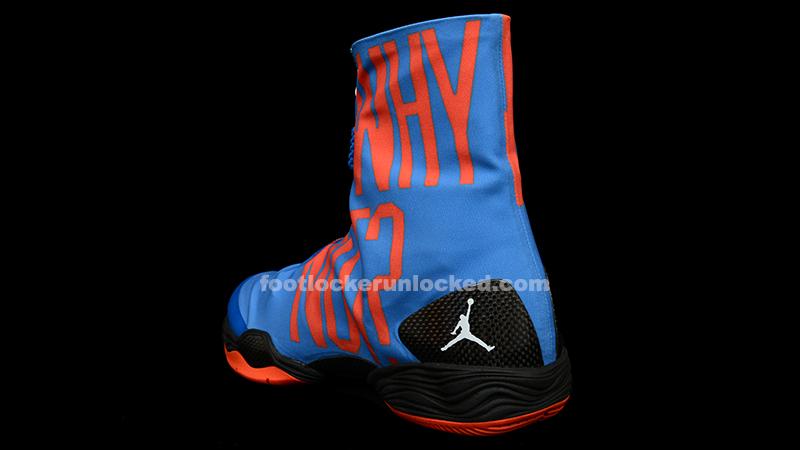 """Air Jordan XX8 """"Westbrook OKC Pack"""" – Foot Locker Blog 39c8e8b89"""