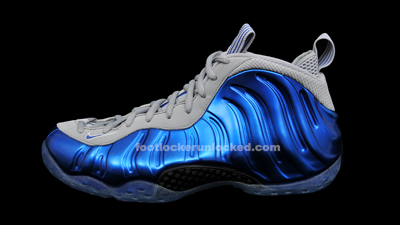 Nike Air Foamposite One Sport Royal Foot Locker Blog