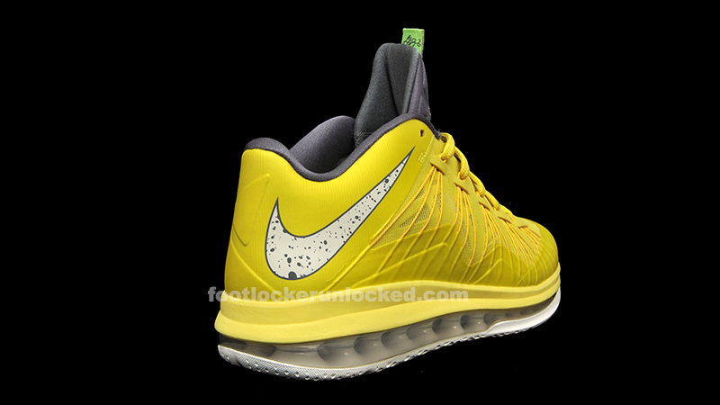 "huge discount d533c 3d565 Nike Air Max LeBron X Low ""Sonic Yellow"" – Foot Locker Blog"