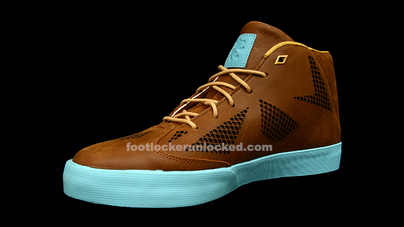 half off c873b 0415e Introducing the Nike LeBron X NSW Lifestyle NRG – Foot Locker Blog