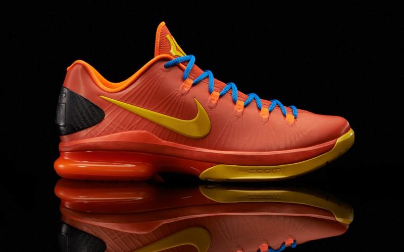 """best sell buy sale huge inventory Nike KD V Elite """"Team Orange"""" – Foot Locker Blog"""