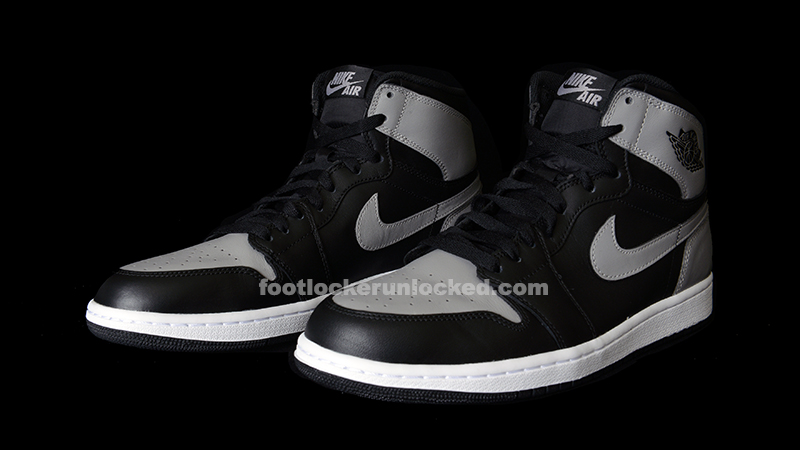"Votación Molesto tierra  Air Jordan 1 Retro High OG ""Shadow"" – Foot Locker Blog"