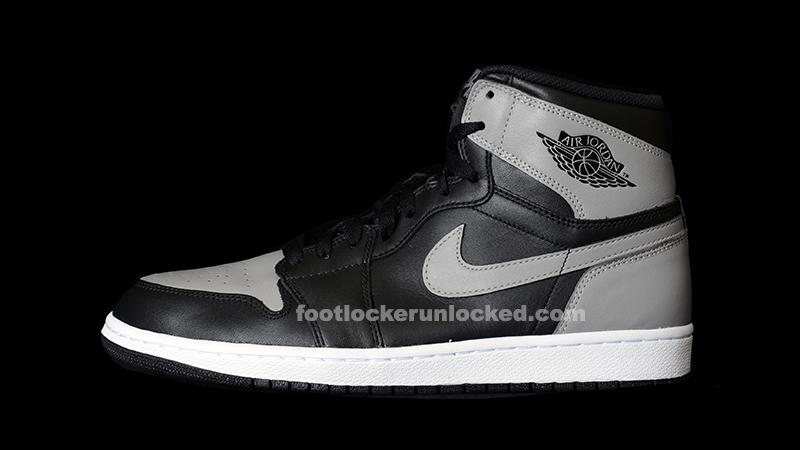 "1d871411e137 Air Jordan 1 Retro High OG ""Shadow"" – Foot Locker Blog"