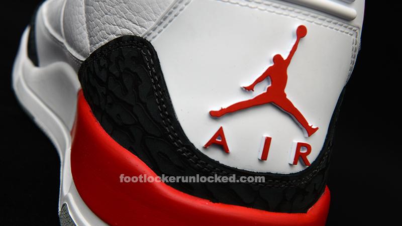 "Air Jordan 3 Retro ""White/Fire Red"" Release Details – Foot"