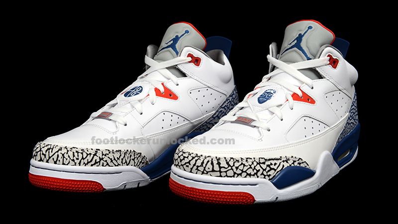 "cheap for discount a81d0 c14ce Jordan Son of Mars Low ""True Blue"""