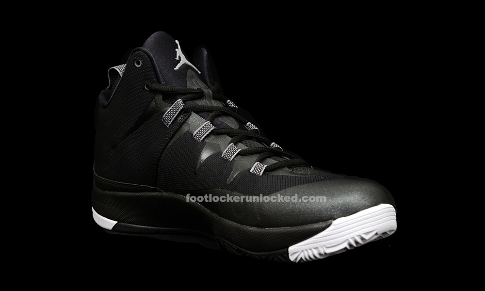 6ed64157bc221 Fly 2 New Colorways » FL Unlocked Jordan Super Fly 2 Black White 02. This  entry was posted on Wednesday